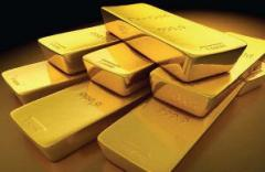 Gold Bullion (aurum) Metal